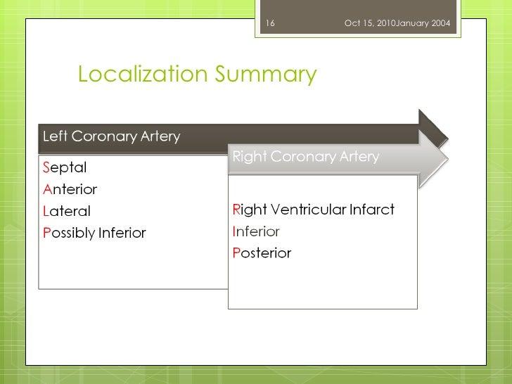 Localization Summary Dr. UZMA ANSARI Oct 15, 2010 January 2004