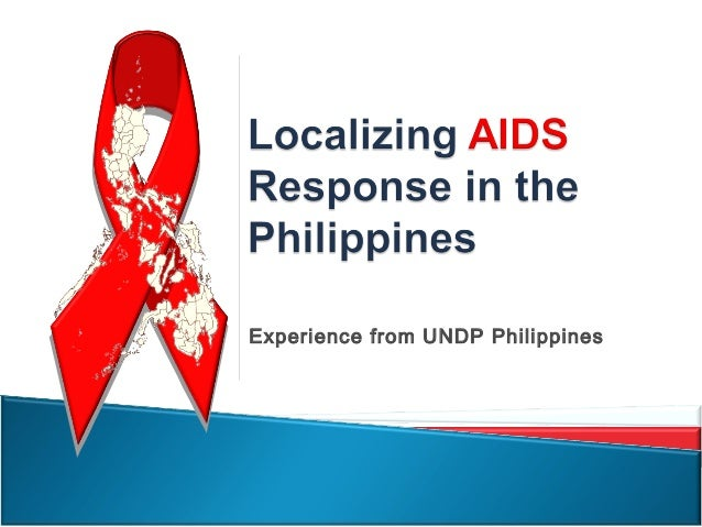 Experience from UNDP Philippines