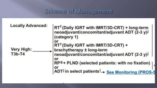 Locally Advanced Carcinoma Prostate Slide 3