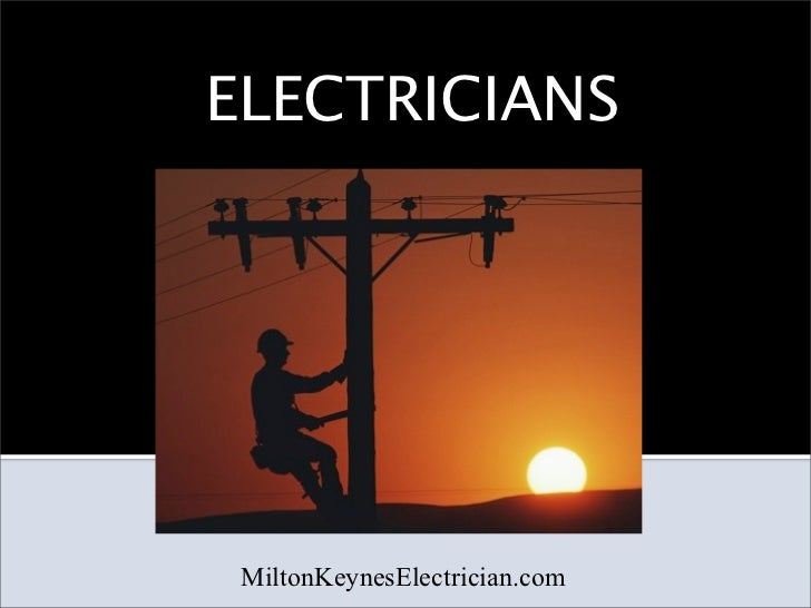 ELECTRICIANS MiltonKeynesElectrician.com