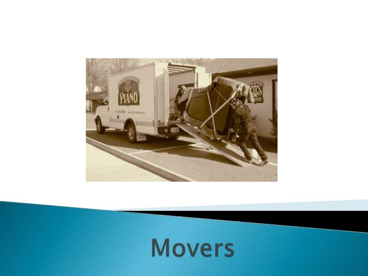 Movers<br />