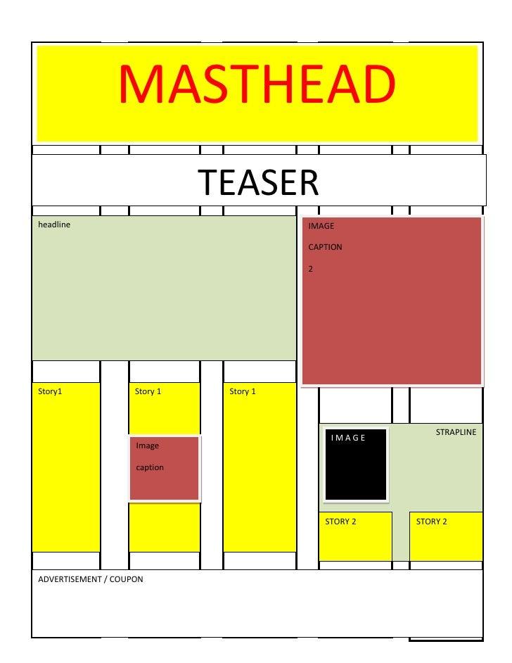 MASTHEAD                              TEASERheadline                                 IMAGE                                ...