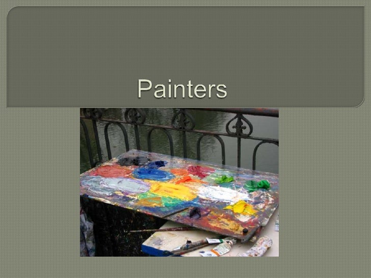 Painters<br />