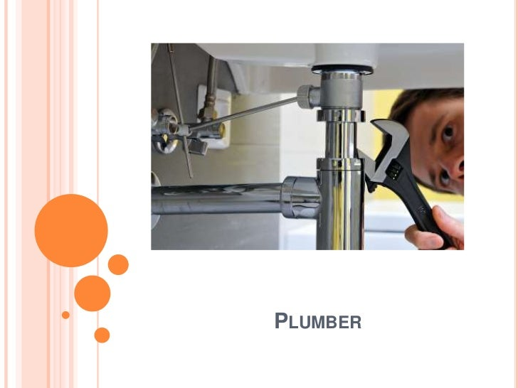 Plumber<br />