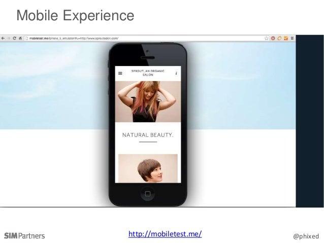 @phixed Mobile Experience http://mobiletest.me/