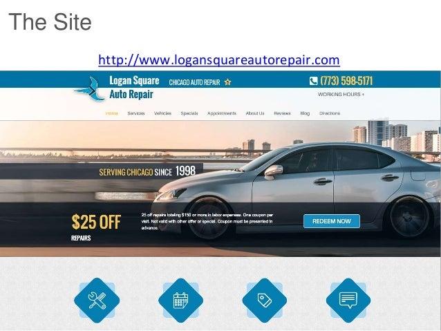 @phixed The Site http://www.logansquareautorepair.com