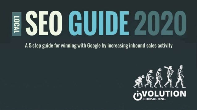 Local SEO Guide 2020 - Increase inbound sales activity