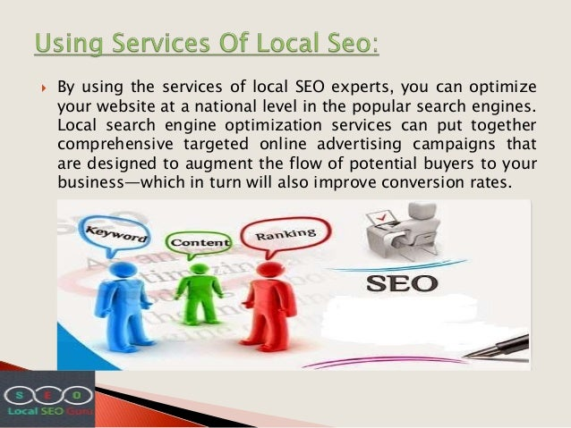 Selection for Best Local SEO Slide 3