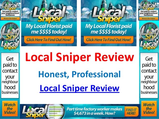 Local Sniper Review  Honest, Professional  Local Sniper Review