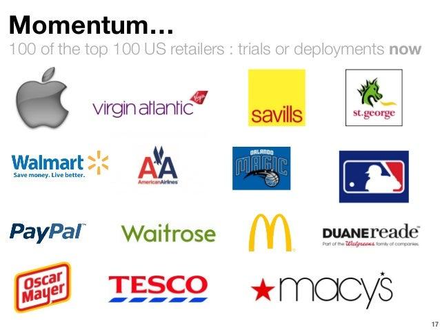 18  Not about  Retail !  Enterprise, Events, Real  Estate, Transport, FM,  Security, Utilities, ++  Retail