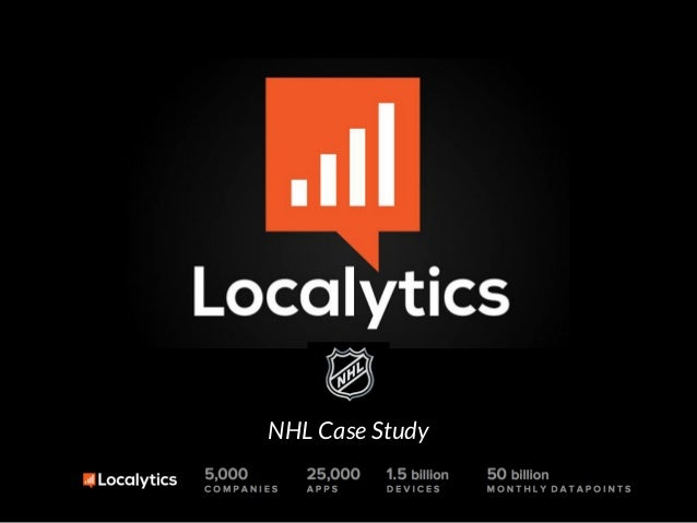 NHL Case Study