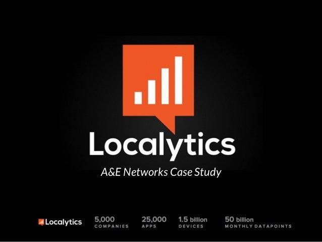 A&E Networks Case Study