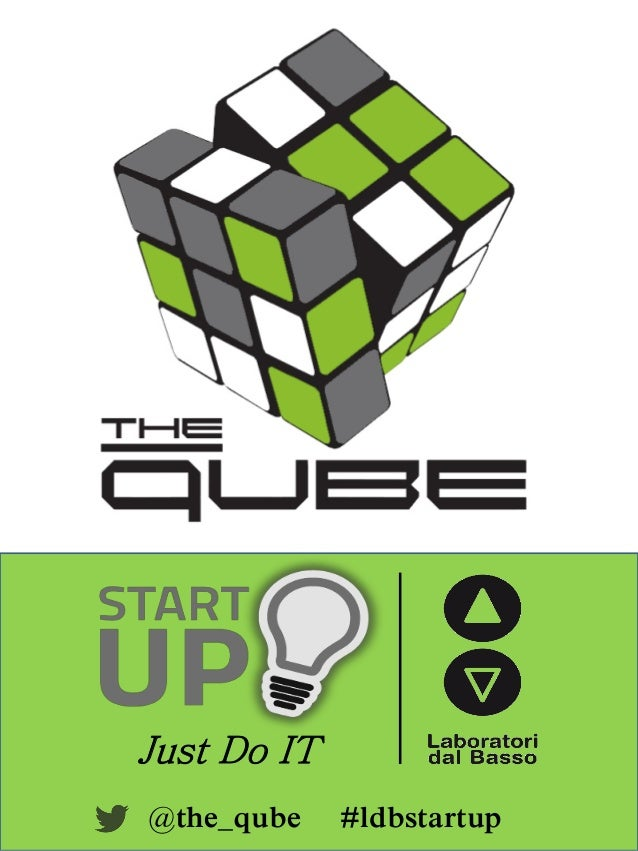 Just Do IT @the_qube #ldbstartup