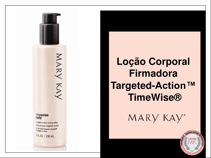 Loção Corporal Firmadora Targeted-Action™ TimeWise®                                                               Loção Co...