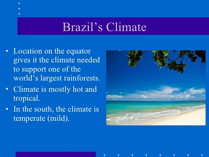 Location, Climate, & Natural Resources