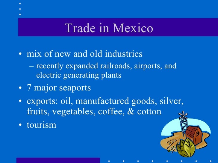 mexico natural resources