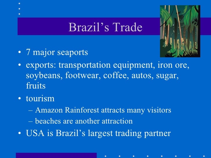 Natural Resources Brazil Economy