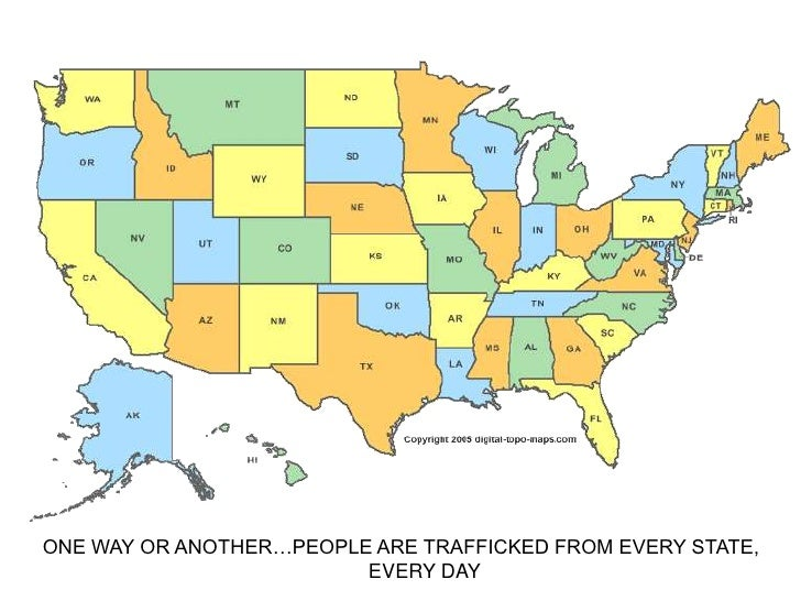 Sex Trafficking In The Usa 121