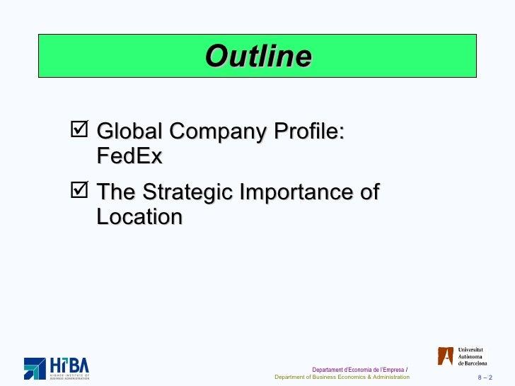 Location Strategy Slide 2