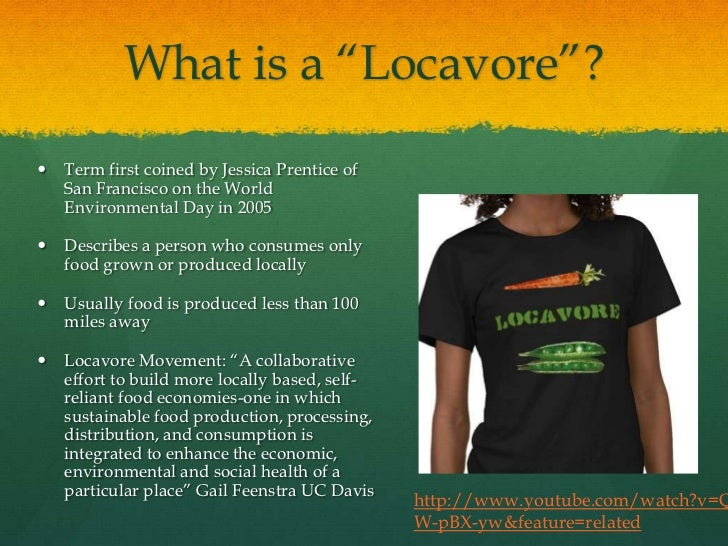 5 Reasons to Join the Locavore Movement