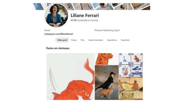 Palestra Liliane Ferrari