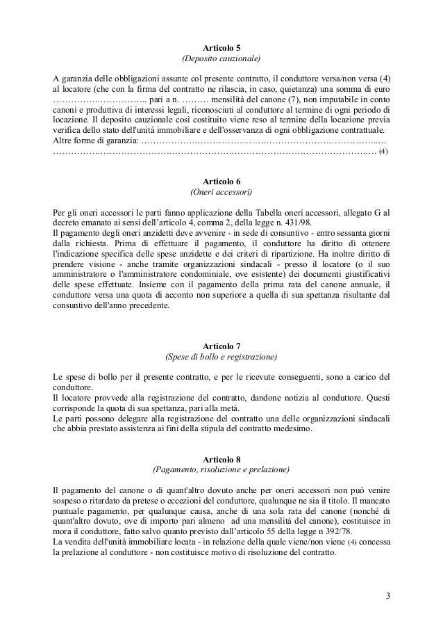 Best Contratto Locazione Ad Uso Transitorio With Contratto Locazione Ad Uso  Transitorio With Modello Contratto Transitorio Cedolare Secca With Disdetta  ...