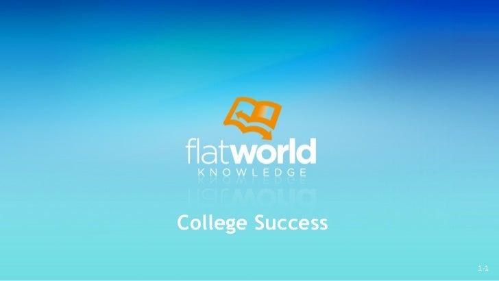 College Success 1-