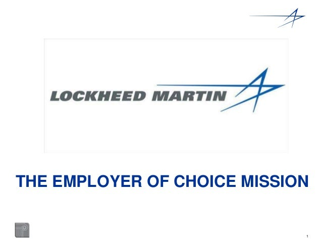 lockheed martin mission statement