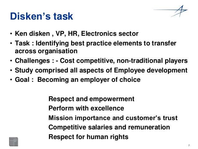 lockheed mission statement