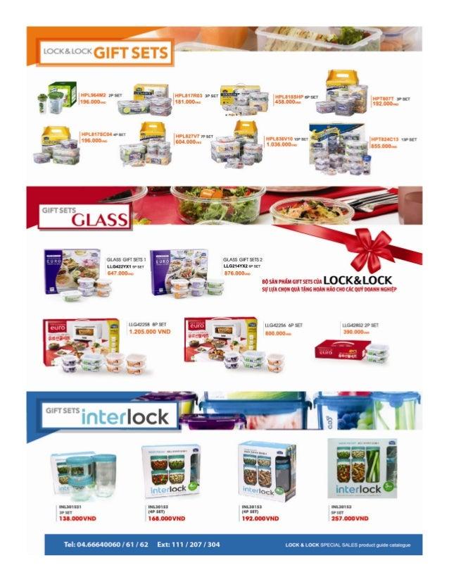 Lock&lock Cataloge Slide 3