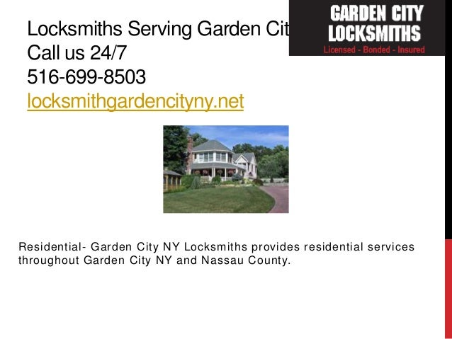 Beau Locksmiths Serving Garden City ...