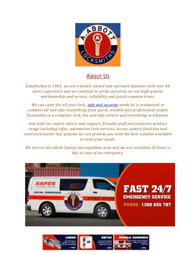 ABOUT US Established in 1963, we are a family owned and operated business with over 40 years experience and we continue to...