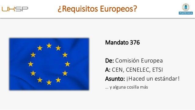 Requisitos europeos de accesibilidad de aplicaciones móviles Slide 3