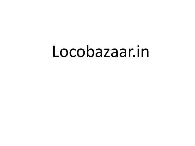 Locobazaar.in