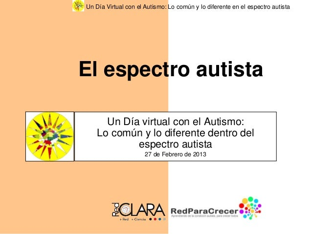 EL ESPECTRO AUTISTA EBOOK
