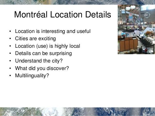 Montréal Underground City • (officially RÉSO or La Ville Souterraine) • ~30km of underground malls, tunnels, etc. • Map: h...
