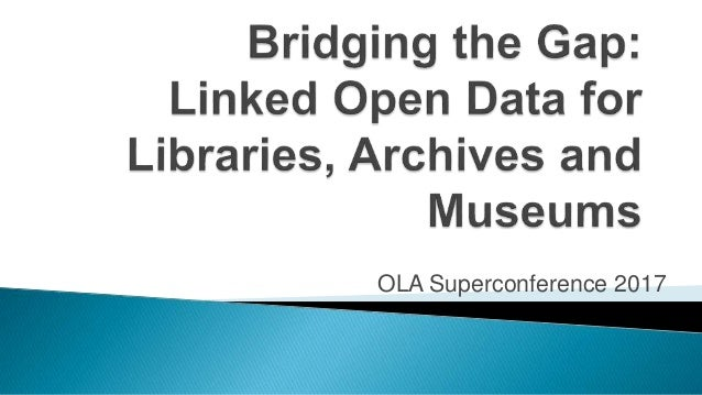 OLA Superconference 2017