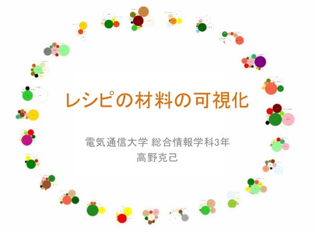 LODチャレンジ Japan 2013 ビジュアライゼーション部門 優秀賞 Slide 3