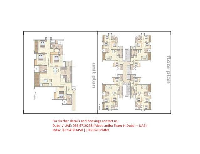 lodha codename quattro 09594583450 premium 4 bhk alartments pre lau. Black Bedroom Furniture Sets. Home Design Ideas