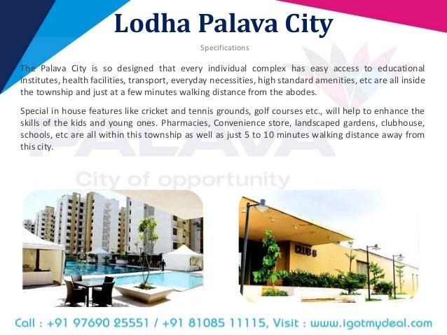 palava city review Archives – Lodha Palava