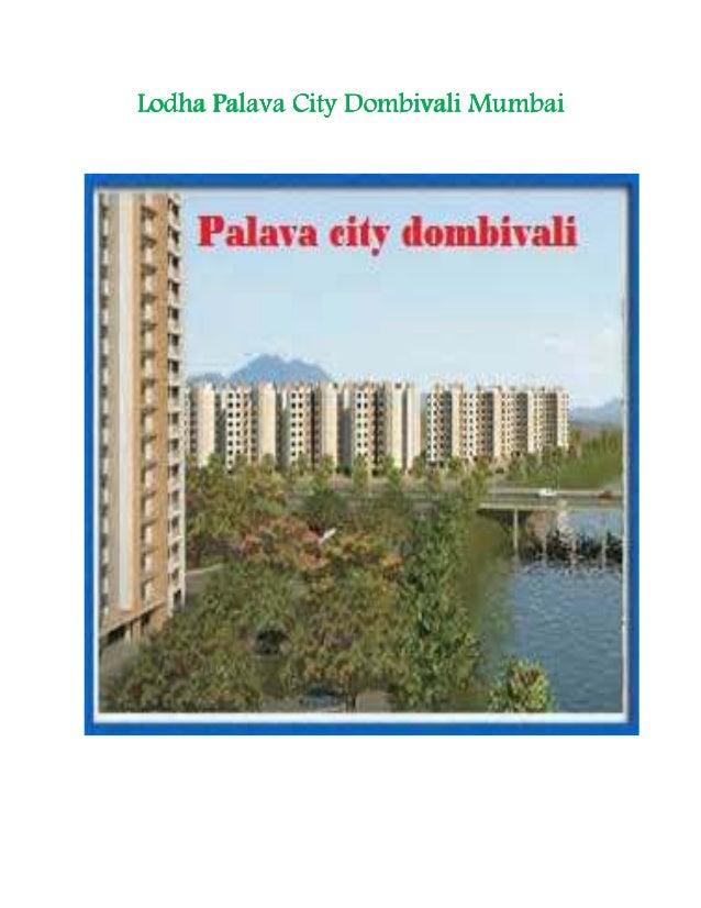 palava city dombivali Restaurants in dombivali east, thane view menus, reviews, photos for restaurants, pubs and bars in dombivali east, thane on zomato.