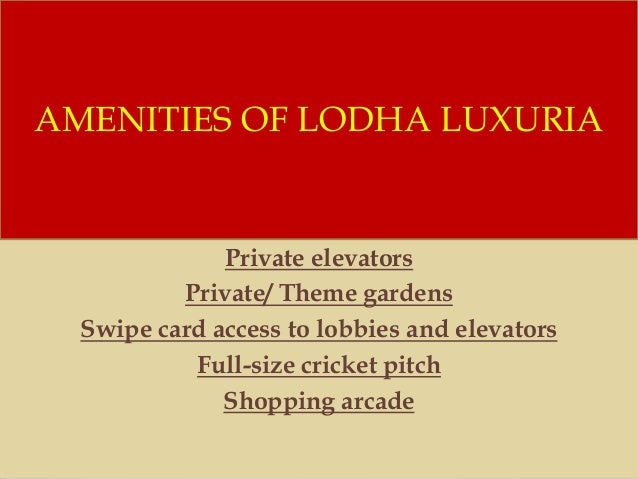 Lodha Palava City Lodha Group Mumbai 09999684905