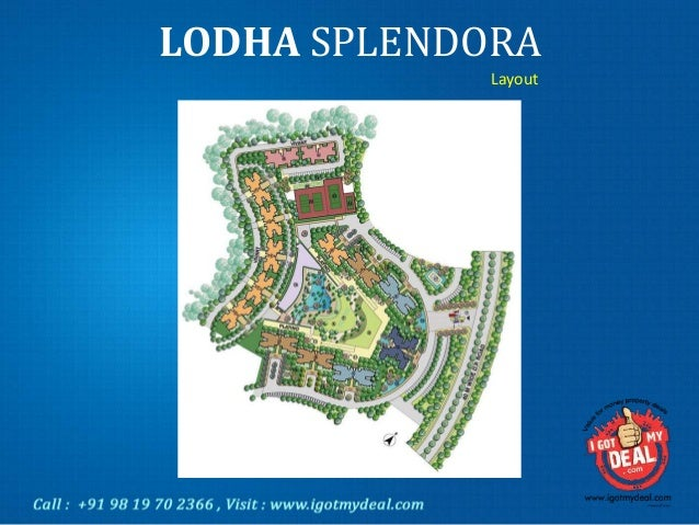Lodha Splendora Thane 2 Amp 3 Bhk In Ghodbunder Road With
