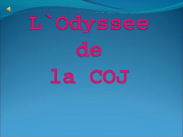 L'ancêtre de la COJ Le SMI Création de la Fédération des Services et Mouvements Indépendants. 1971 1971
