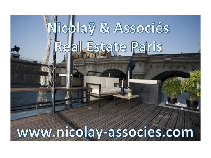 LOFT Rue du Faubourg Saint-‐Denis, Paris                Nicolay & Associés         www.nicolay-‐associ...