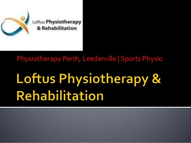 Physiotherapy Perth, Leederville | Sports Physio