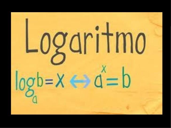 Os logaritmos foram criados por John Napier(1550-1617) e desenvolvidos por Henry Briggs(1531-1630); sua maior característi...