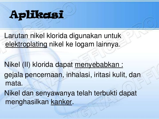 Logam Nikel