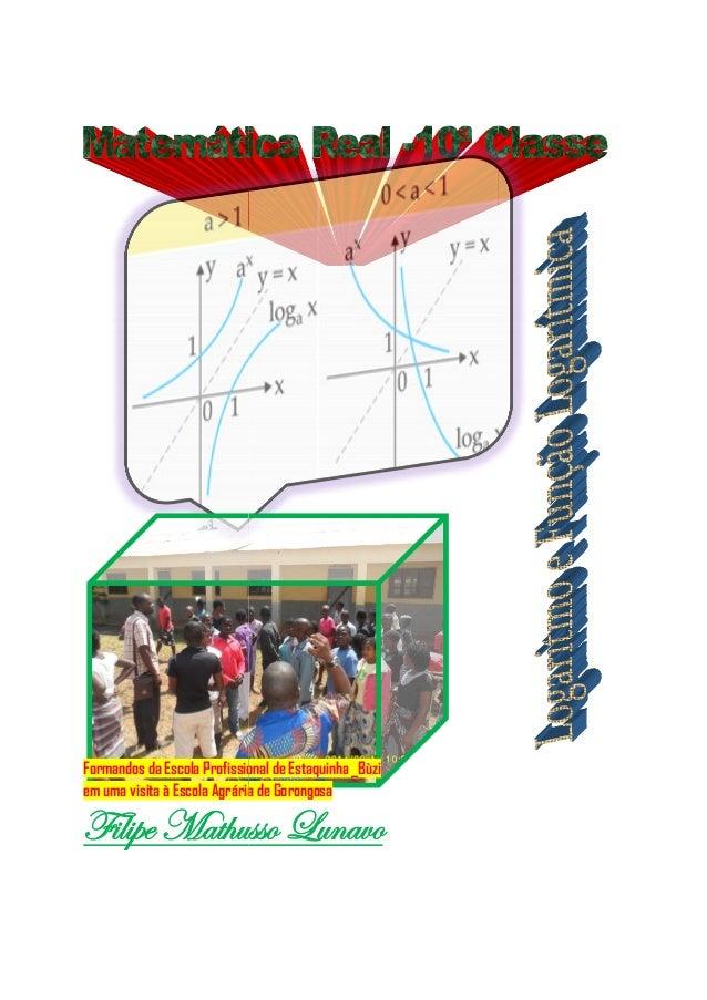 Formandos da Escola Profissional de Estaquinha  _Bùzi  em uma visita à Escola Agrária de  Gorongosa  Y|Ä|Ñx `tà{âááÉ _âÇtä...