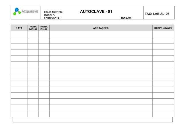 Log book autoclave 01 for Autoclave pour conserves maison
